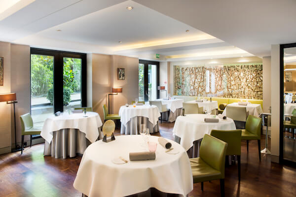 The Greenhouse Tranquil Two Michelin Star Dining Experience